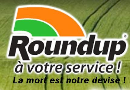 Round'up Non Merci chez Castorama