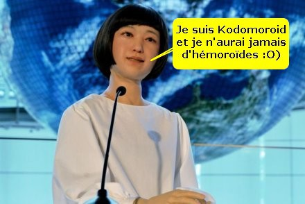 Insolite : Robots androïdes
