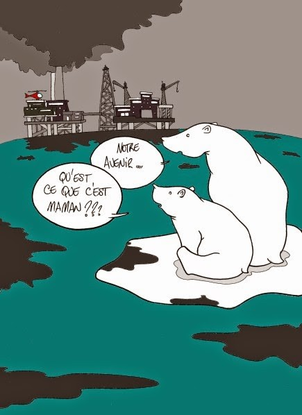 Arctique : la menace du commerce maritime