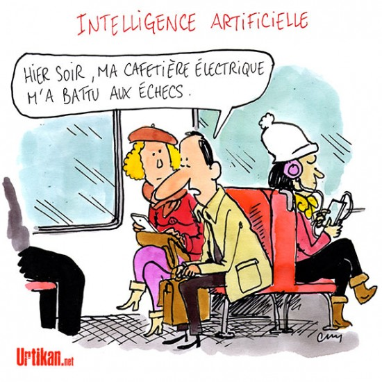 L'intelligence artificielle ridiculise nos champions