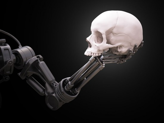 Transhumanisme :  l'intelligence artificielle anthropotente face à l'humanité