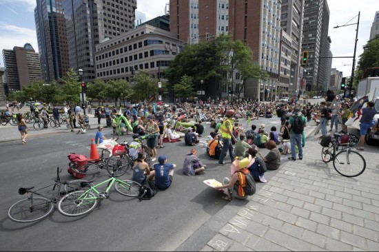 Extinction Rebellion - Mise à jour - La désobéissance civile non-violente internationale