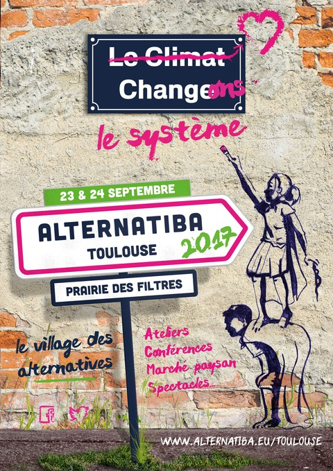 ALTERNATIBA TOULOUSE - Le Village des Alternatives à la crise économique, sociale et écologique