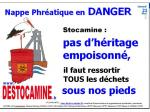 Nappe phréatique en danger