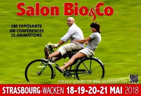 Salon Bio & Co Strasbourg - Édition de Printemps