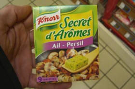 Knorr secret d'aromes