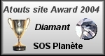 Award 2004 d'atout site