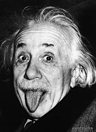 Albert Einstein : E=mc2