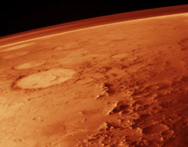Mars et son atmosph�re